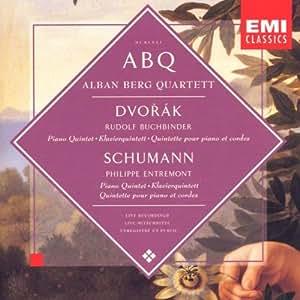 Dvorak: Piano Quintet / Schumann: Piano Quintet