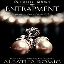 Entrapment Audiobook by Aleatha Romig Narrated by Samantha Prescott, Brian Pallino