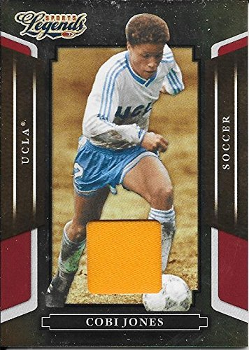 2008 Donruss Sports Legends Mirror Red #48 Cobi Jones Jersey #394/500 UCLA - 2008 Donruss Sports Legends