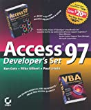 Access 97 Developer's Set, Paul Litwin and Mike Gilbert, 0782122078
