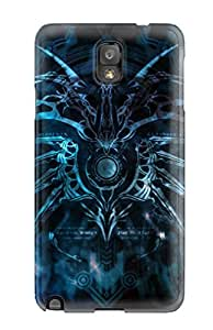 Brand New Note 3 Defender Case For Galaxy (blazblue Anime)