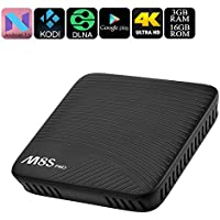 Generic 4K Android TV Box Mecool M8S Pro - Android 7. 1, Octa-Core CPU, 3GB DDR4 RAM, Dual-Band WiFi, DLNA, Airplay, Miracast