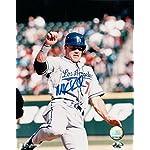 4364246c91c Mike Kinkade Signed 8X10 Photo Autograph Los Angeles Dodgers Sliding Auto  COA.