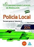 img - for Polic a Local de Andaluc a. Temario general, volumen II book / textbook / text book