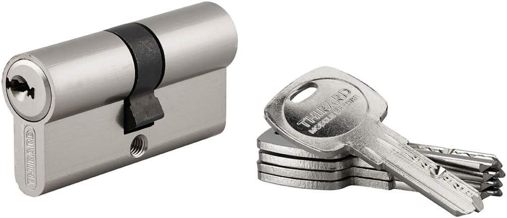 /M10 Bascule /étoile poign/ée/ /commutation acier inoxydable /thermoplastique k0155.2102 D1/= 63/mm/ filetage int/érieur/ 1/pi/èce /Noir/