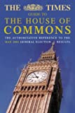 The Times Guide to the House of Commons June 2001