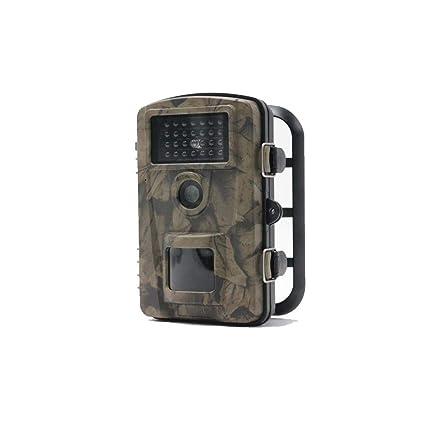 Beimaji Trade Cámara de Caza 12 MP 1080P Sensor de Infrarrojos visión Nocturna Hunter Oculta cámara