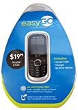 EasyGO - Cellphone and $4.99 refill inlcuded. Pay-as-you-go plan ($0.05/minute or text)