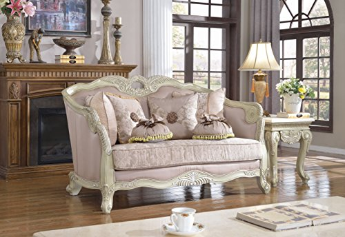 Meridian Furniture Positano Loveseat