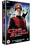 Gerry Anderson's New Captain Scarlet: Complete Series 2 [DVD]