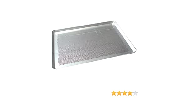 18x26-Inch Full-Size 18-Gauge Aluminum Perforated Sheet Pan N Winco ALXP-1826P