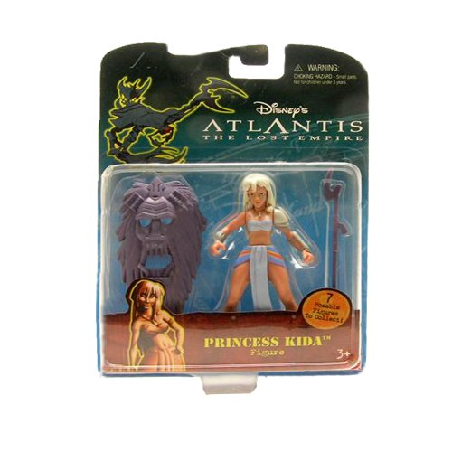 Disney's Atlantis the Lost Empire Princess Kida Action -