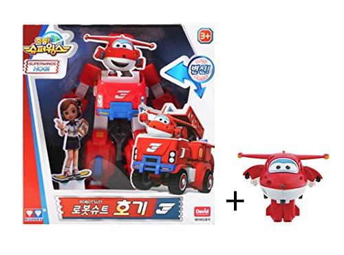 Super Wings Season 2 - HOGI Robot Suit + mini HOGI