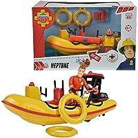 Sam el bombero - Neptuno, lancha de Agua