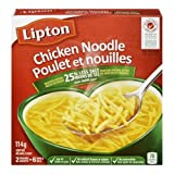 Knorr Lipton Chicken Noodle Soup Mix 2 Pouches (114g)
