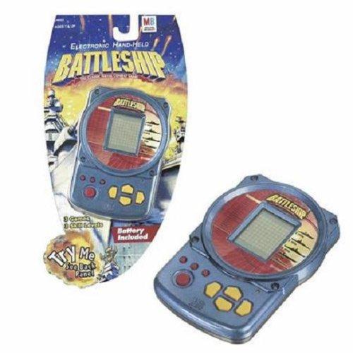 Electronic Hand Held Battleship by Hasbro
