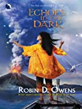 Front cover for the book Echoes in the Dark by Robin D. Owens