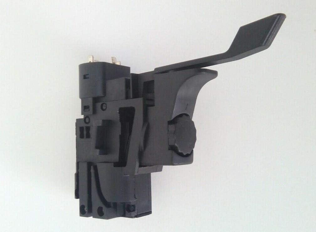 Interruptor con regulador de velocidad para taladro percutor de Bosch Martillo GBH 2/ GBH 2/SR GAH 500/DSR /24/DSR
