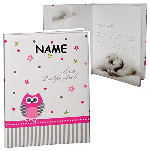 Babytagebuch / Tagebuch - Baby -