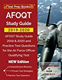 AFOQT Study Guide 2019-2020: AFOQT Study Guide 2019 & 2020 and Practice Test Questions for the Air Force Officer Qualifying Test [NEW