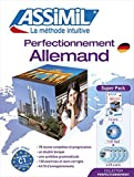 Deutsch in der Praxis für Französischsprechende - ASSiMiL Sprachkurs: Allemand perfectionnement - Lehrbuch (B2-C1) + 4 Audio-CDs + 1 mp3-CD