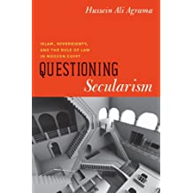 Questioning Secularism: Islam, Sovereignty, and the Rule of Law in Modern Egypt (Chicago Studies in Practices of Meaning)
