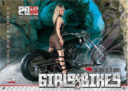 Girls & Bikes 2010 Kalender (Jubiläumsausgabe)