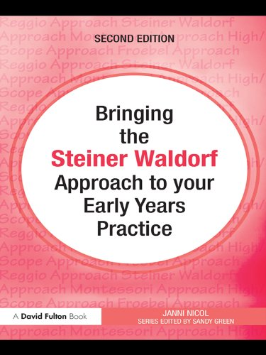 Download Bringing the Steiner Waldorf Approach to your Early Years Practice (Bringing … to your Early Years Practice) Pdf