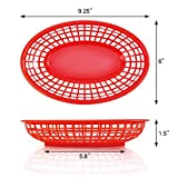 New Star Foodservice 44164 Fast Food Baskets, 9.25