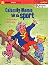 Calamity Mamie fait du sport par Alméras