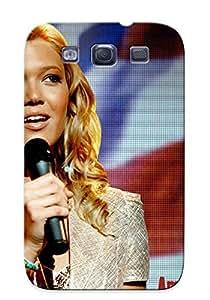Cute Tpu Trinalgrate American Dreamz Case Cover For Galaxy S3