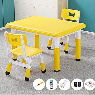 DX Mesa de Estudio de los niños Tabla heces niño mesas sillas for ...