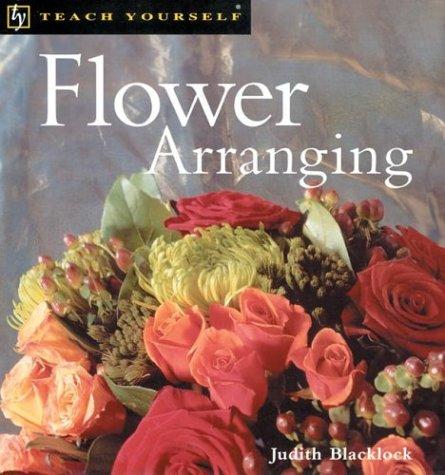 Teach Yourself Flower Arranging, New