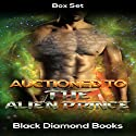 Auctioned to the Alien Prince: Box Set Audiobook by  Black Diamond Books Narrated by Yvonne Syn,  Punch Audio