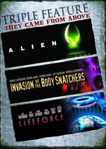 Triple Feature: They Came from Above (Alien / Invasion of the Body Snatchers / Lifeforce) by FOX Home Entertainment