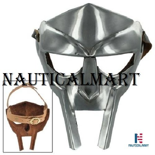 NAUTICALMART MF Doom Rapper Madvillain Gladiator Face Mask