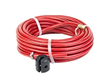 Legacy RP005005 Replacement PVC Hose for L8305 Air Hose Reel 3/8-Inch X 50-Feet, Red