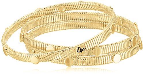 diane-von-furstenberg-summer-disco-circle-snake-chain-gold-bangle-bracelet