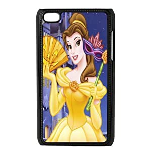 Custom Beauty And Beast Back Cover Case for ipod Touch 4 JNIPOD4-610