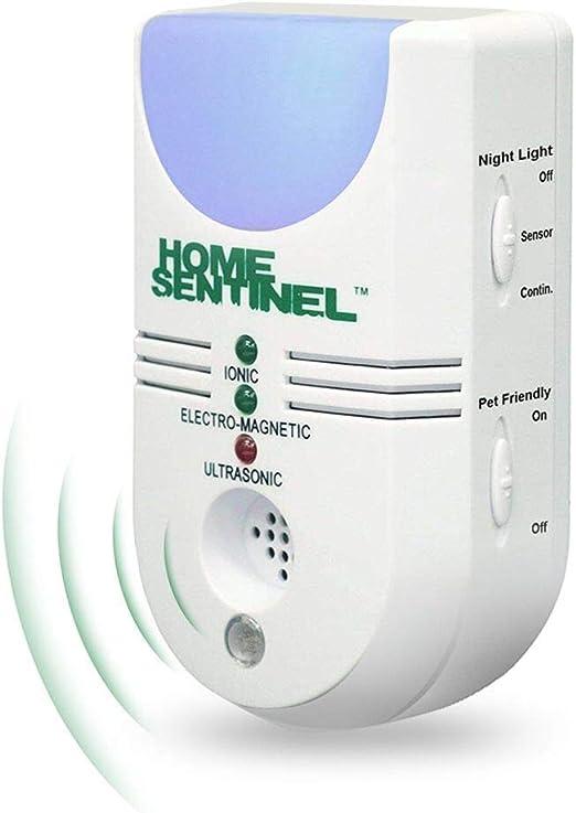 Home Sentinel - Repelente electrónico para Control de plagas con ...