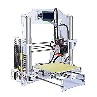 alunar Upgraded DIY Reprap Prusa i3 kit de impresora 3d ...