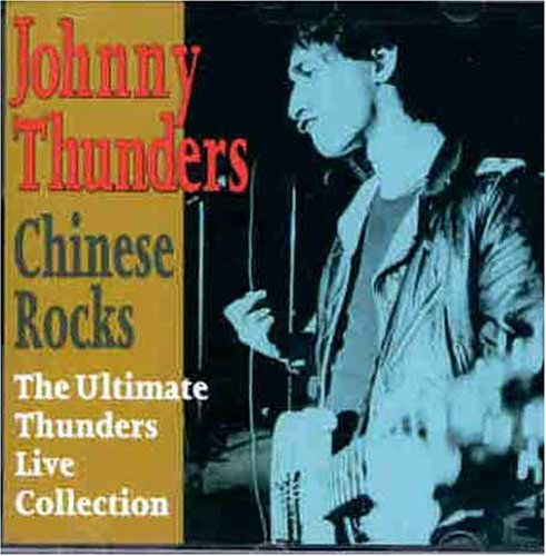 Chinese Rocks: Ultimate Thunders Live by Anagram UK