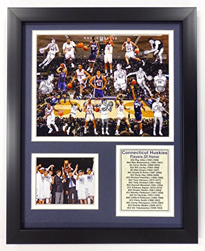 Used, Legends Never Die NCAA UCONN Basketball Greats Double for sale  Delivered anywhere in USA