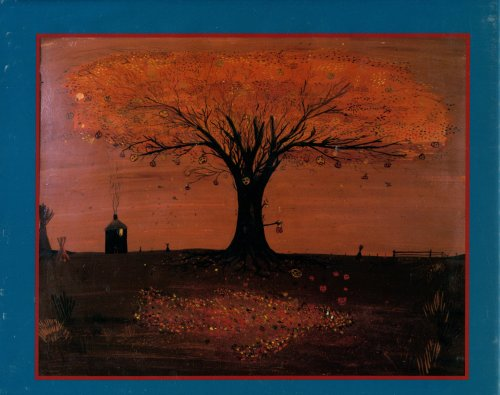 RAY BRADBURY'S HALLOWEEN TREE HARDCOVER SIGNED LIMITED EDITION IN A CUSTOM LASER ENGRAVED METAL SLIPCASE. ART BY BRADBURY -