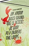 Un amour aussi grand que le désert de Gobi vu à travers une loupe par Tilman Rammstedt