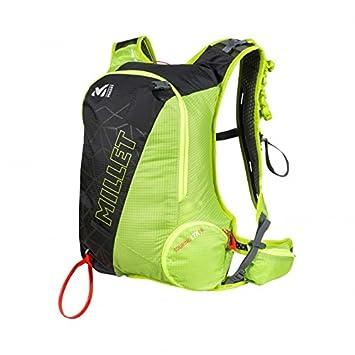 Millet Touring Ltk 18 Sac à Dos Ski Alpinisme Mixte Adulte, Acide , Taille Unique