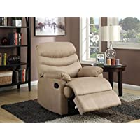 NHI Express Anthony Recliner (1 Pack), Mocha