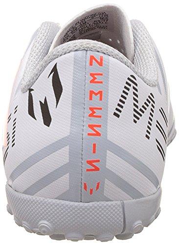 adidas Nemeziz Messi 17.4 TF J, Botas de Fútbol Unisex Niños Varios colores (Ftwbla/Narsol/Gritra)
