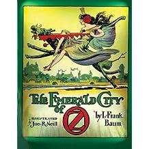 The emerald city of Oz (1910) by L. Frank Baum (Original Version)