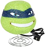 Nickelodeon Teenage Mutant Ninja Turtles Leonardo Figural Lamp, Green